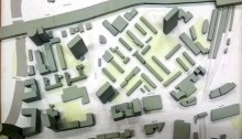 Model of the Carpenters Estate