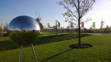 Art on the Queen Elizabeth Olympic Park